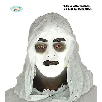 Guirca Pvc Mask Transparent Man Fluorescent (Babies and Children , Costumes)