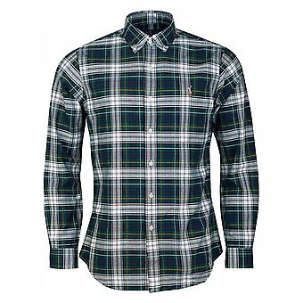 Polo Ralph Lauren Slim Fit Multi Check Tartan Shirt