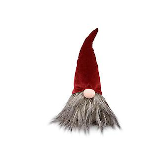 Tomte Textile Wine Red 30 cm