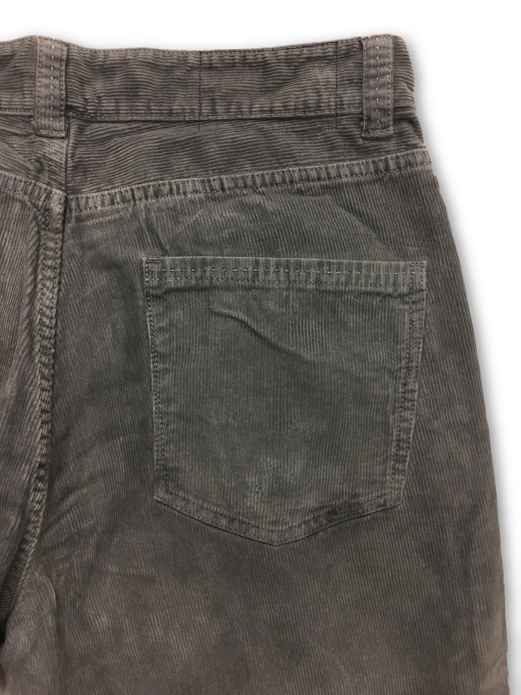 Tailor Vintage cord jeans in grey