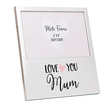 Mothers Day Gifts Love You Aluminium Photo Frame