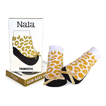 Socks - Trumpette - Nala - Gold Girls 1 pair 0-12M