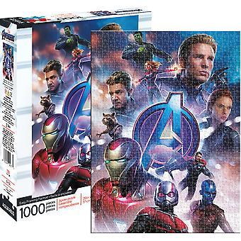 Avengers Endspiel Poster 1000 Stück Puzzle