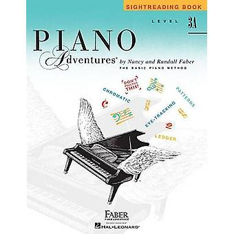 Level 3A  Sightreading Book  Piano Adventures by Nancy Faber & Randall Faber