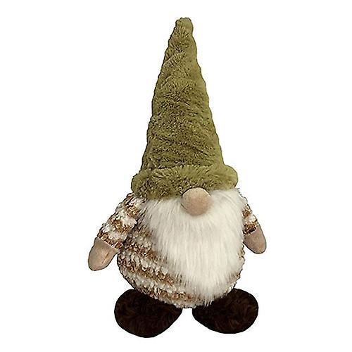 """Petlou Plush Colossals Gnome Dog Toy, 13"""""""