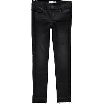Name-It Black Girls Jeans Polly