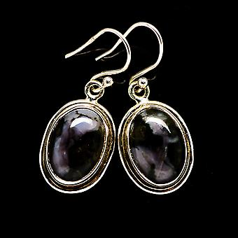 Gabbro Earrings 1 1/4