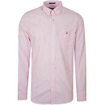 GANT GANT Light Pink Oxford Regular Shirt