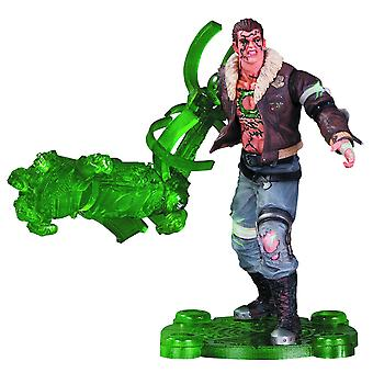 Green Lantern Infinite Crisis Atomic Green Lantern Figure