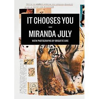 It Chooses You by Miranda July - Brigitte Sire - 9781938073014 Book