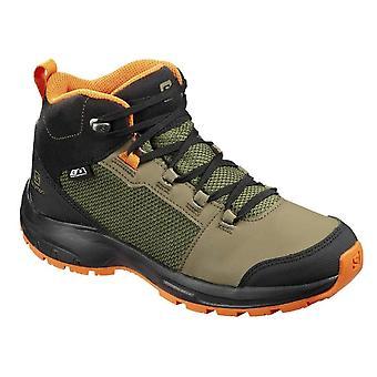 Salomon Outward Cswp J 409723 trekking przez cały rok buty damskie