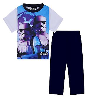 Star Wars Stormtroopers Official Gift Boys Kids Long Pyjamas