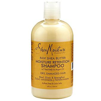 Shea moisture raw shea butter moisture retention shampoo, 13 oz