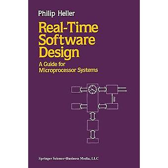 RealTime software design A Guide for mikroprosessor systemer av HELLER