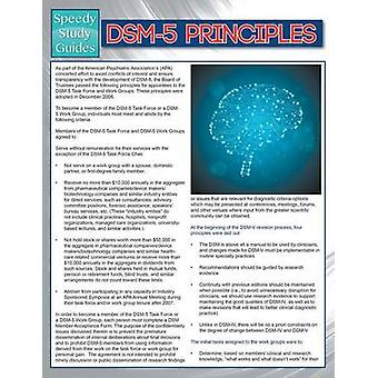 DSM5 Principles Speedy Study Guides by Publishing LLC & Speedy