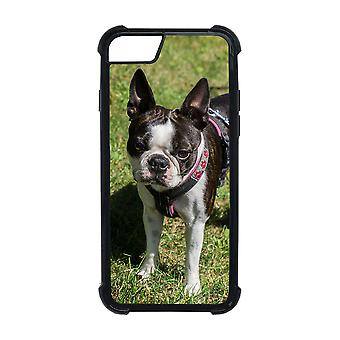 Dog Boston terrier iPhone 7 / 8 Shell