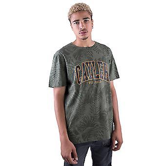 CAYLER && SONS T-shirt för män WL Palmouflage