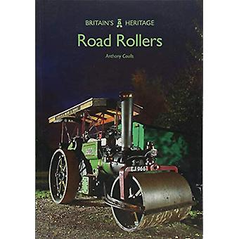 Road Rollers by Anthony Coulls - 9781445675800 Book