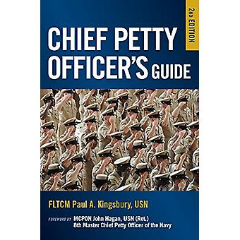 Chief Petty Officer's Guide by Paul A. Kingsbury - 9781682472279 Book