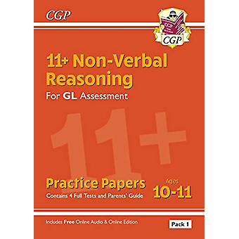 New 11+ GL Non-Verbal Reasoning Practice Papers - Ages 10-11 Pack 1 (i
