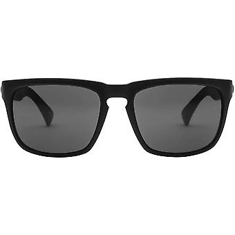 Electric California Knoxville Sunglasses - Matte Black/Grey