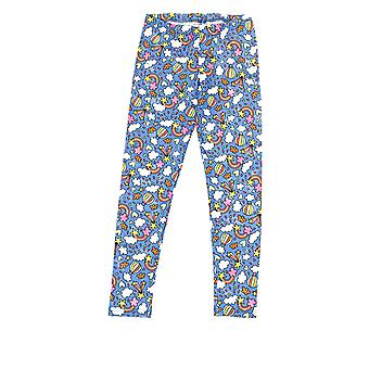 PCP Girls' Genesis Kiddo Boldog Sky Leggings
