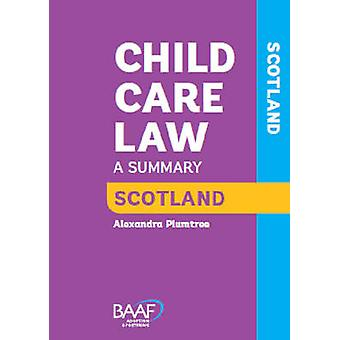 Child Care Law Scotland by Plumtree & Alexander