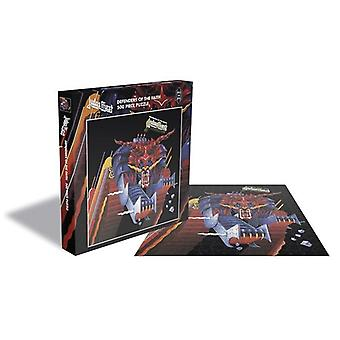 Rocksaws - defender's of the faith - judas priest 500pc puzzle