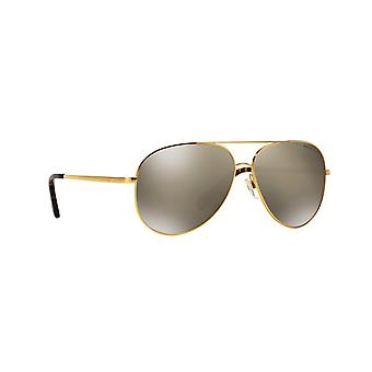 Michael Kors Ladies Sunglasses MK5016 10245A - Gold-Tone