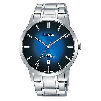 Pulsar PS9527X1 Mænd's Kjole armbåndsur