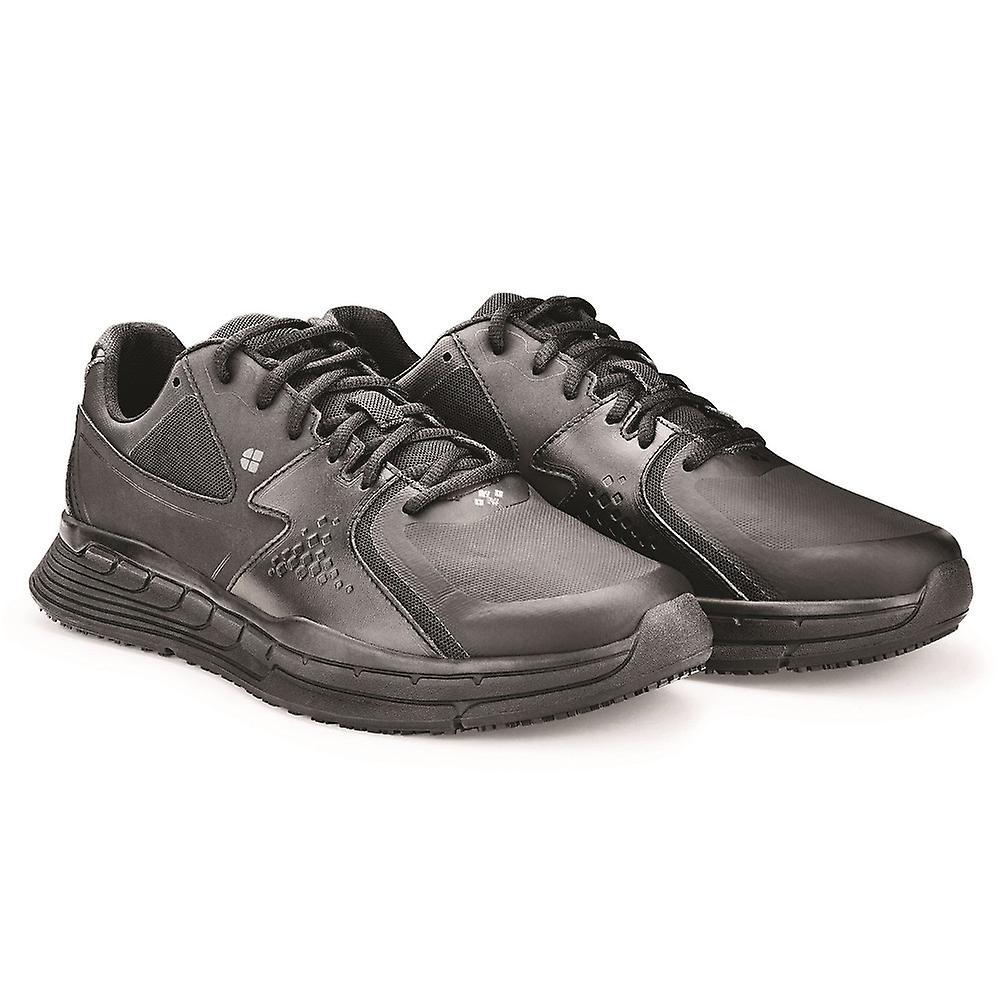 Schoenen voor crews Mens Condor Slip Resistant Lace Up Schoenen - Gratis verzending fitd8E