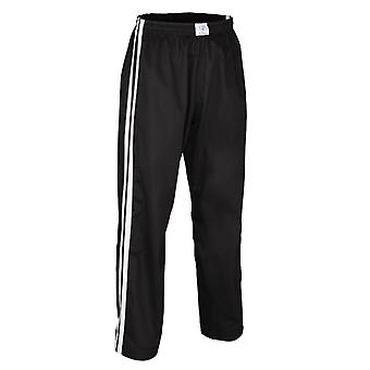 Kids bytomic Double bande Contact Pant Black/White