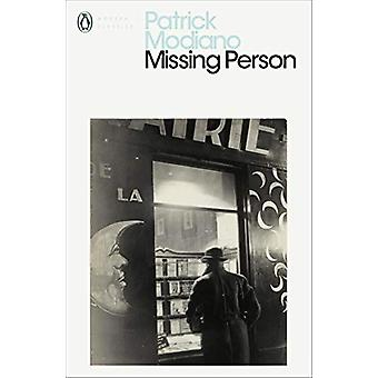 Missing Person by Patrick Modiano - 9780241402184 Book