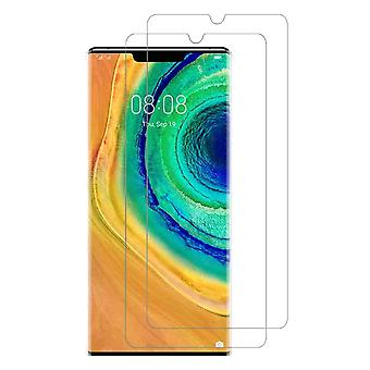 Full Coverage 3D Tempered Glass Screen Protector - Huawei P30 P20 Pro Mate 20