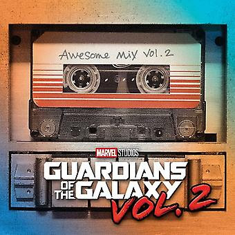 Guardians of the Galaxy 2 / O.S.T. - Guardians of the Galaxy 2 / O.S.T. [CD] USA import