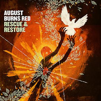 August Burns Red - Rescue & Restore [CD] USA import