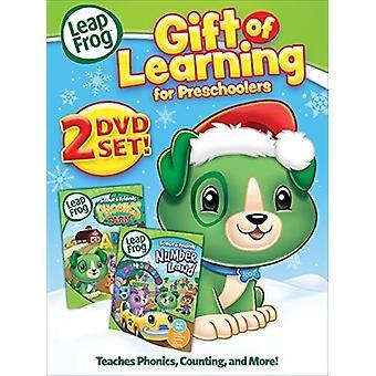 Importación de LeapFrog USA regalo de aprendizaje preescolar [DVD]