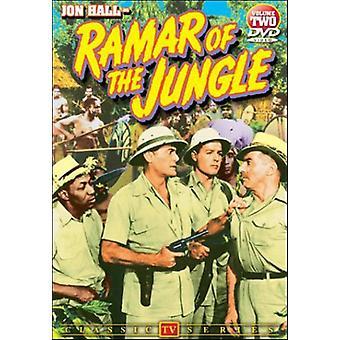 Ramar della giungla: importazione USA Vol. 2 [DVD]