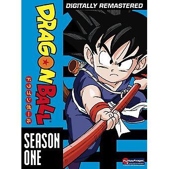 Dragon Ball: Seizoen 1 [DVD] USA import