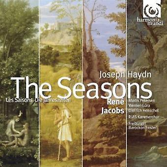 J. Haydn - Seasons [CD] USA import
