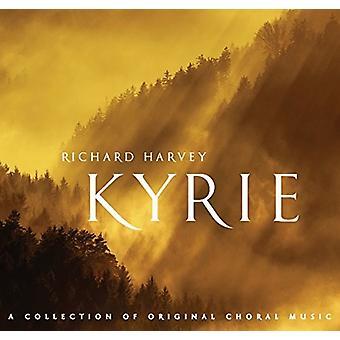 Harvey / coro de la Radio letona / Haworth - importar de USA Kyrie [CD]