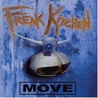 Kitchen Freak - Move [CD] USA import
