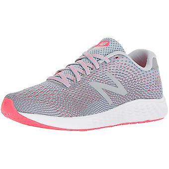 New Balance Womens WARNXLD1 Fabric Low Top Lace Up Running Sneaker