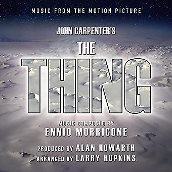 Howarth, Alan / Hopkins, Larry - Thing: Music From the Motion Picture [CD] USA import