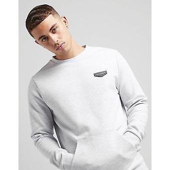 Nieuwe Supply & Demand Men's Core Crew Sweatshirt Grey
