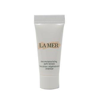 La Mer die feuchtigkeitsspendende Soft Lotion 0,1 oz/3 ml neu In Box