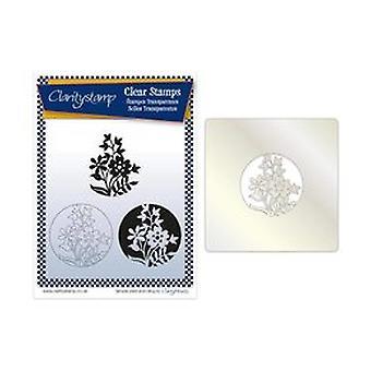 Claritystamp Daisy & Friends Stamp, Stencil & Mask Set
