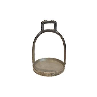 Deco4yourhome Stirrup Old Metal M