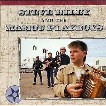 Steve Riley & Mamou Playboys - Steve Riley & Mamou Playboys [CD] USA import