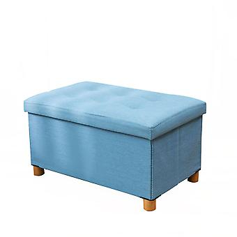 Storage Ottoman Cube, Storage Boxes Footrest Step Stool for Bedroom, Living Room or RV